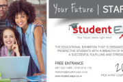 High School & Parent invite to FREE Student Expo @ The GLEN Shopping Centre JHB 26 & 27th of May