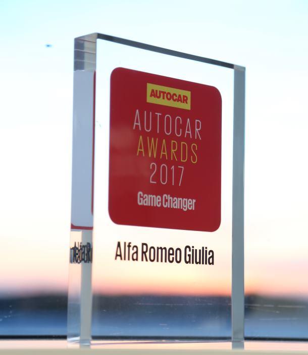 "Alfa Romeo Giulia is a ""Game Changer"""