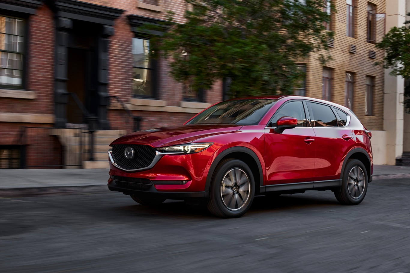 Mazda's all-new CX-5 debuts in South Africa