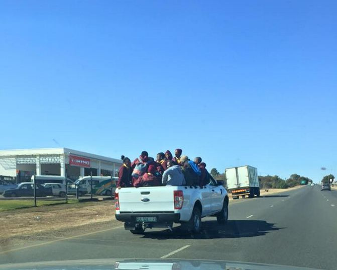 New law on bakkie transport for school children a step in the right direction – AA