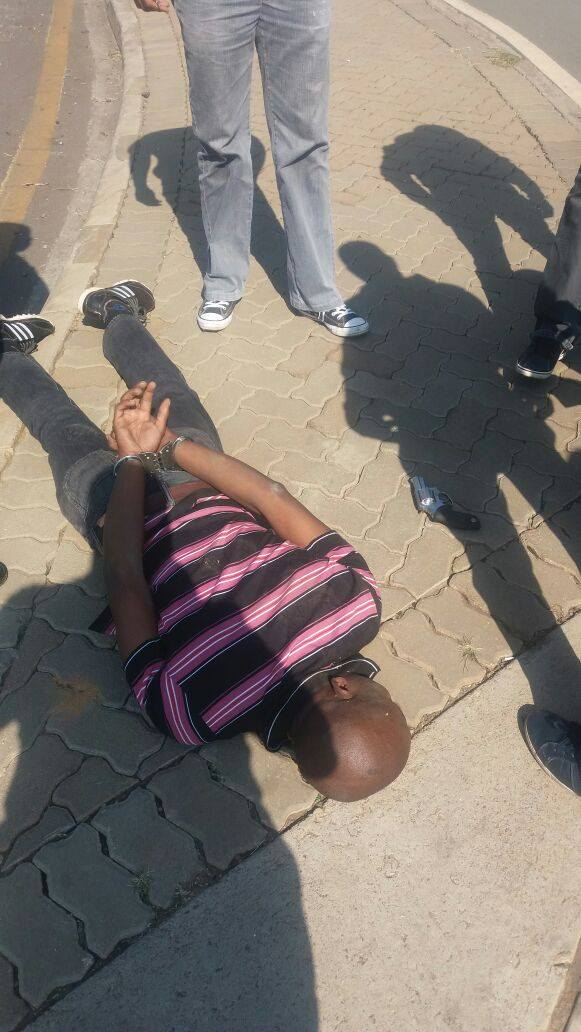 Two notorious suspects arrested for hijackings and business robberies