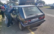 Allegedly unlicenced driver apologises before fleeing from scene of crash