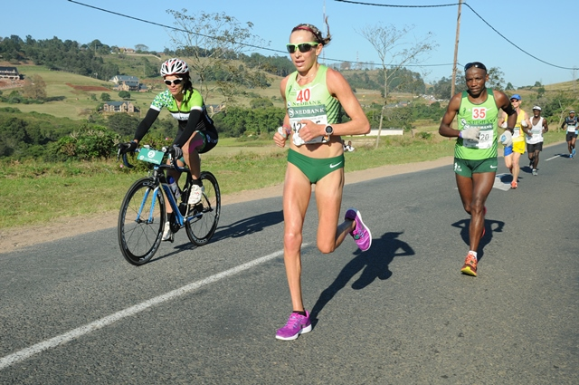 Comrades Marathon, the run that goes the distance