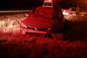 Car rolls leaving five injured, Vanderbijlpark