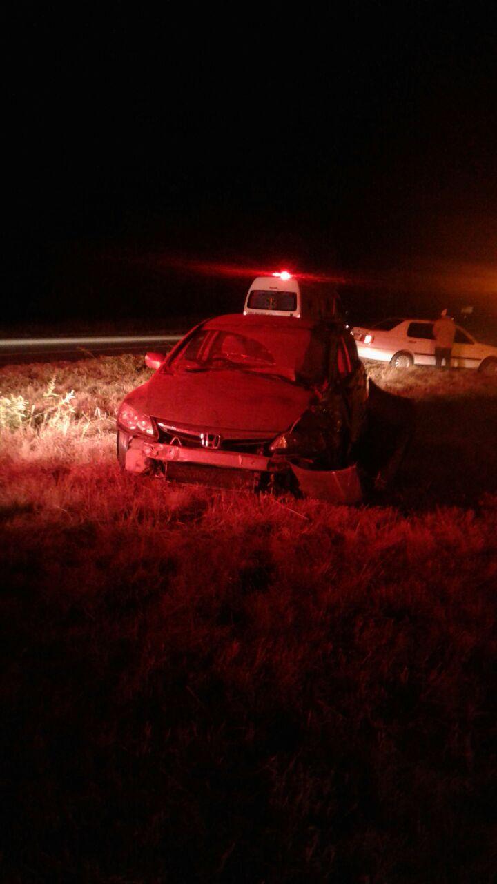 Car rolls leaving five injured, Vanderbijlpark