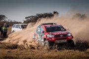Toyota Gazoo Racing withdraws from Silkway Rally to focus on Dakar 2018