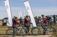 Volkswagen and Qhubeka Giving the Gift of Time