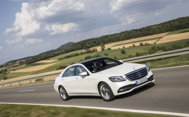 The new S-Class : The automotive benchmark in efficiency and comfort