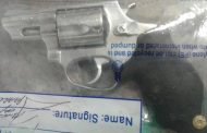 Four suspects arrested in Wellington with an unlicensed firearm and stolen property