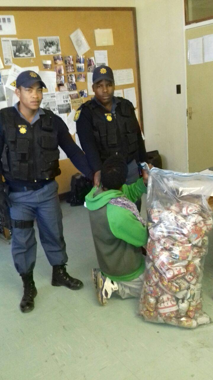 Successes in cross-border enforcement activities on Northern Cape border with Namibia
