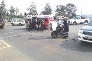 Biker Injured In Collision in Ottawa, KZN