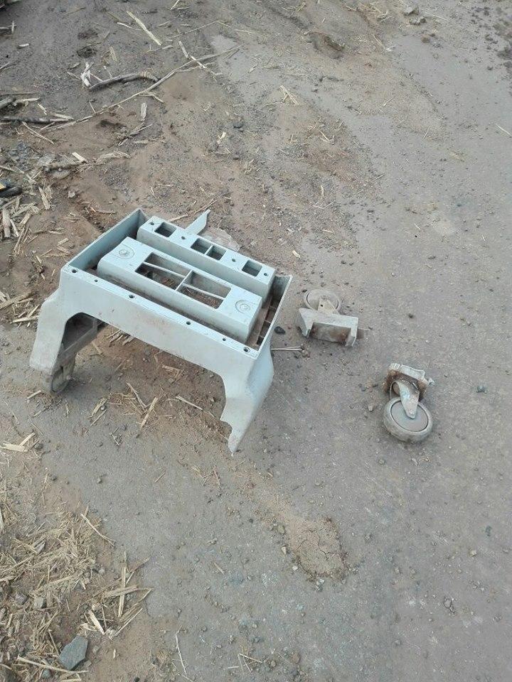 Boys injured when crashing makeshift go cart on Belladonna Road in Cornubia