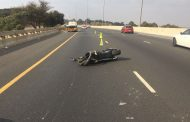 Motorbike rider involved in fatal crash on N12, Benoni