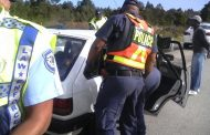 Successful integrated roadblock held at Storms River
