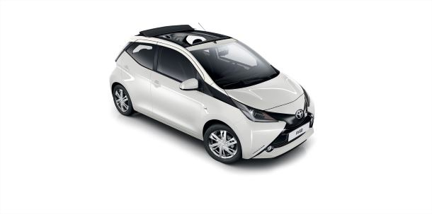The Sky is the Limit for Aygo X-Cite
