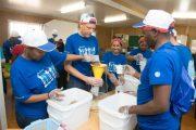 Volkswagen Volunteer Project Leaves a Living Legacy