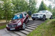 Sales milestone at Mercedes-Benz: GLC passes one million mark