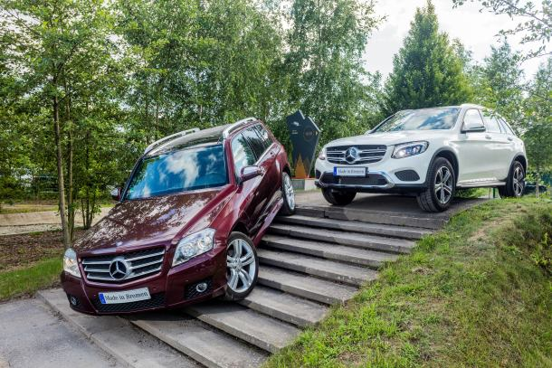 Sales milestone at Mercedes-Benz: GLC passes one million mark