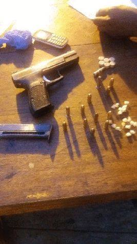 Police nab suspect in Umlazi with illegal firearm, ammo and drugs
