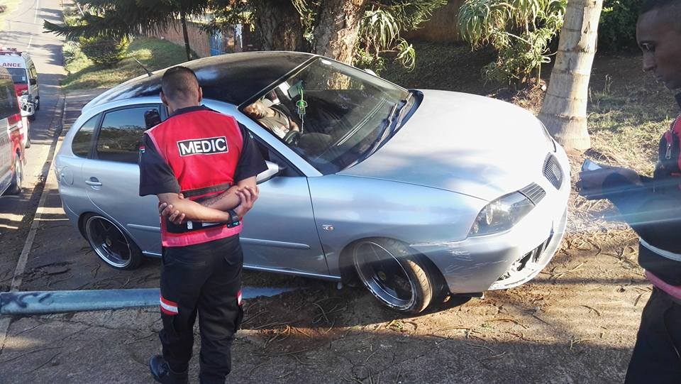 Reportedly Unlicensed Teenager Arrested For Drunk Driving in Verulam, KwaZulu Natal