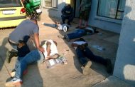 Four suspects arrested after house robbery in Linden
