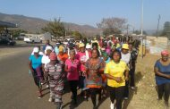 Limpopo,Bolobedu: Women against crime awareness campaign