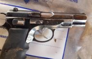 Unlicensed firearms seized during operation in Welkom