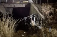 Car crashes off bridge killing four outside Hendrina, Mpumalanga