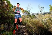 2nd Place finish for Robyn Owen in the tough Hout Bay Trail Challenge