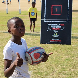 Incredible win for Nashua Rugby Skills Project (no TMO required)