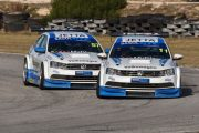 Volkswagen motorsport prepares for battle at short Zwartkops raceways