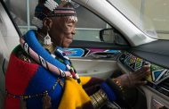 BMW 7 Series Individual by Esther Mahlangu now in South Africa