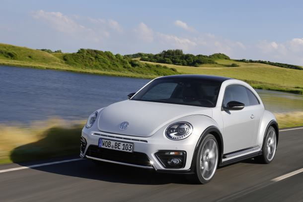 New limited edition Beetle
