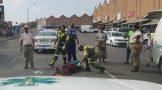 Pedestrian injured in collision in Phalaborwa