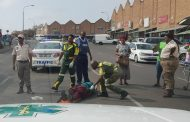 Pedestrian injured in collision in Phalaborwa