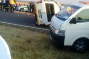 Fatal minibus taxi rollover on the R71 next to Orange Groove in Capricorn District, Limpopo