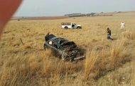 Head on Collision on R26 between Reitz & Bethlehem