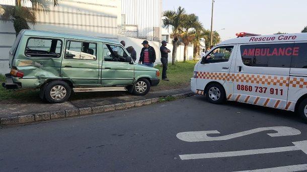 11 injured during morning crash in Jacobs