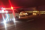 Kinross man killed and another injured after bakkie collides with truck on R29 close to Springs