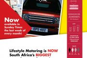 Sunday Times Motoring moves on to become 'Lifestyle Motoring'