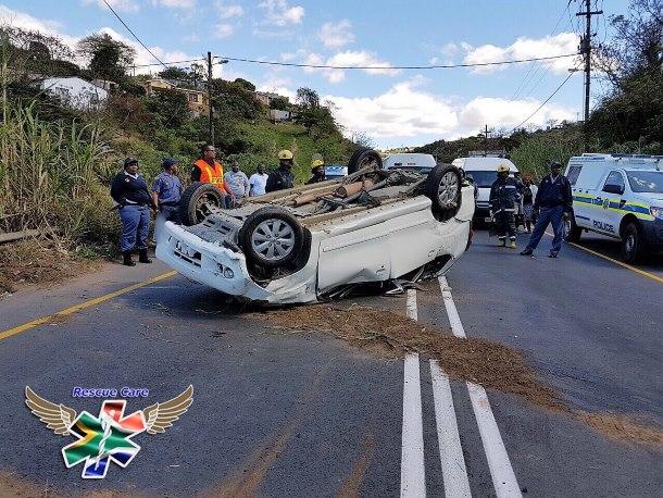 Pedestrian killed in collision near Folweni