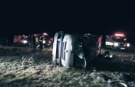 Wonderfontein taxi rolls leaving eleven injured