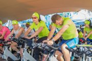 Spring into action for a good cause with the 2017 Sasfin Cyclethon at Melrose Arch