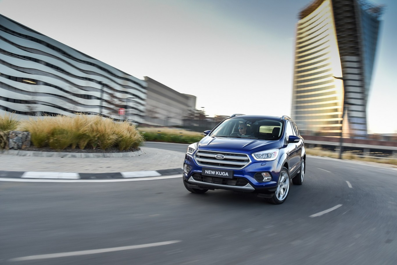 New Kuga Builds on Ford's Global SUV Expertise and Heritage