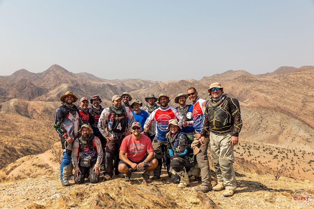 Honda Quest 2017: Conquering Van Zyl's Pass