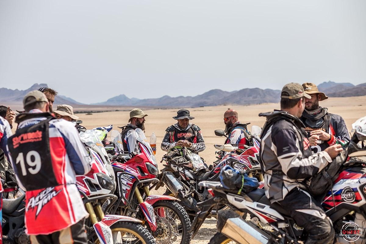 Honda Quest Day Nine – Elephants, rough roads … and more elephants