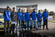 Eight move on to Second round  of 2017 Volkswagen Driver Search