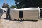 15 Children injured after taxi overturns in Vanderbijlpark