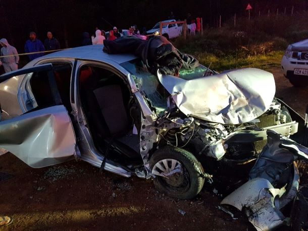 15 Injured in collision between Grabouw and Caledon