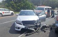 2 People injured in Pinetown crash